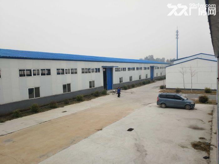 出租通州西集8100平厂房+500平办公,可分组-图(6)