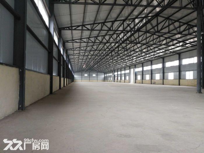 出租通州西集8100平厂房+500平办公,可分组-图(7)