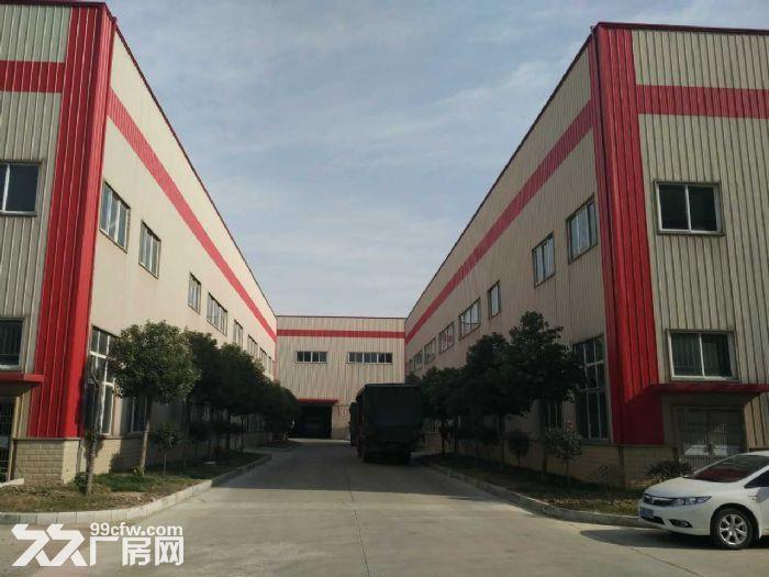 低价整租分租邓城大道附近精装钢构厂房仓库水电齐全大车可入-图(2)
