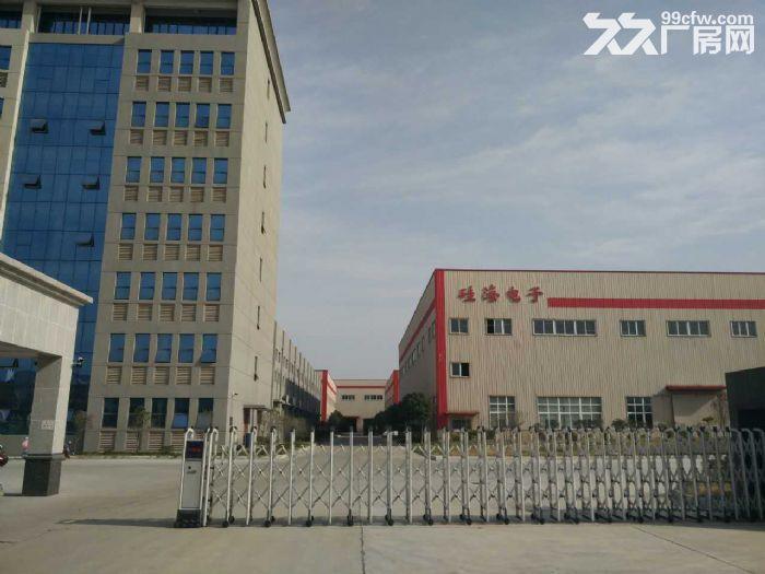 低价整租分租邓城大道附近精装钢构厂房仓库水电齐全大车可入-图(1)