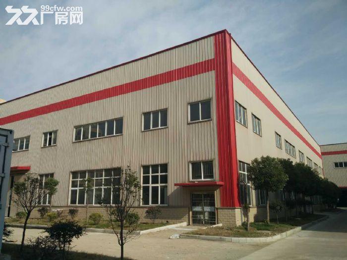低价整租分租邓城大道附近精装钢构厂房仓库水电齐全大车可入-图(4)