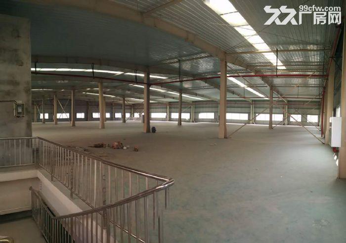 低价整租分租邓城大道附近精装钢构厂房仓库水电齐全大车可入-图(6)
