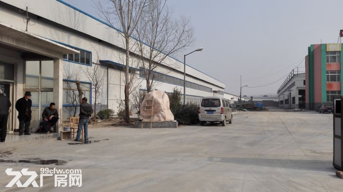 齐河经济开发区厂房出租,有航吊,有办公楼,占地30亩-图(5)