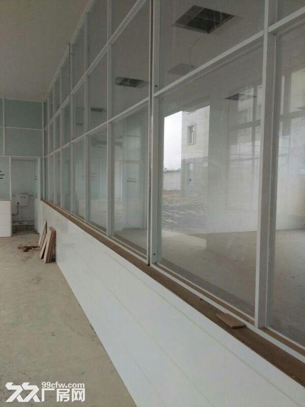 金寨现代产业园8000平全新厂房求出租或合作经营-图(1)