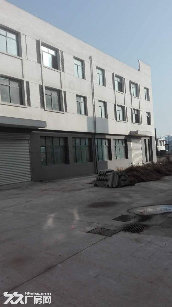 金寨现代产业园8000平全新厂房求出租或合作经营-图(2)