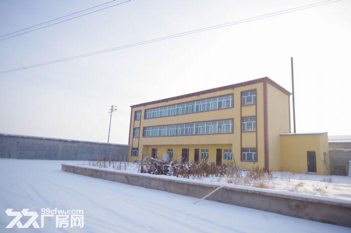 标准现代化厂房独院带办公楼及宿舍楼配套设施齐全-图(4)