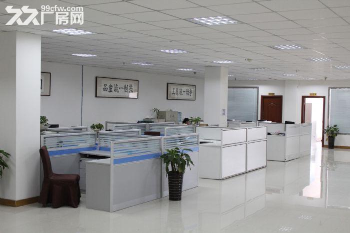 郑州高新区西四环标准工业厂房仓库办公楼租赁1800平-图(4)