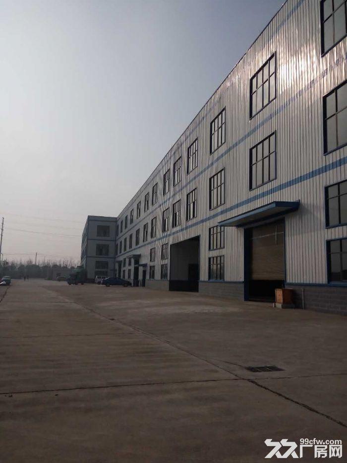 星沙产业基地新建标准仓库9(可装行车)