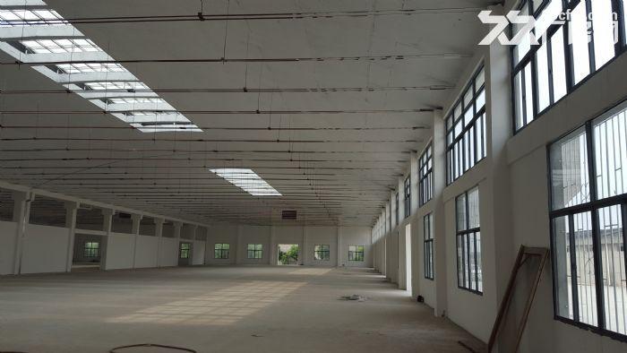 钢筋混凝土单层仓库月台层高6.5米作业场地大-图(3)