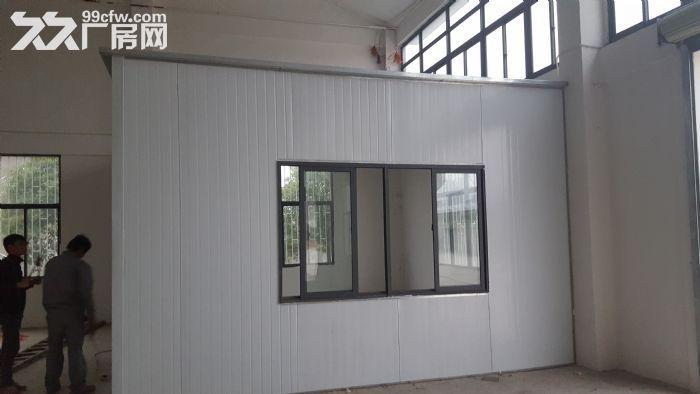 钢筋混凝土单层仓库月台层高6.5米作业场地大-图(6)