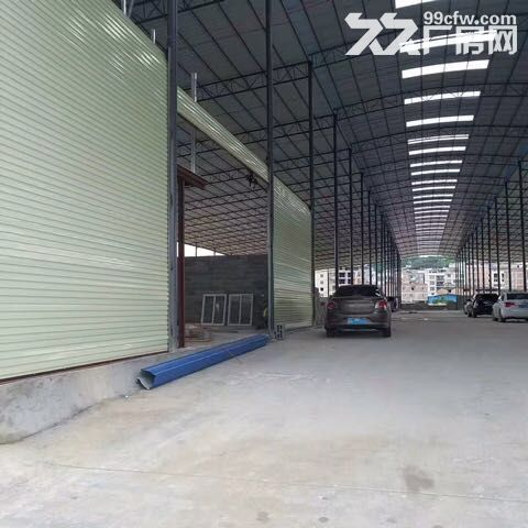 西津物流园内上万平米仓库出租可分租-图(1)