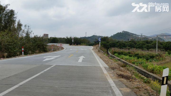 从化温泉桃园高速出口侧边1.5−3亩平地永久转让-图(7)