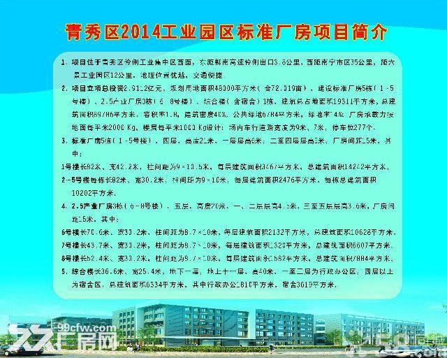 南宁市青秀区伶俐工业园全新标准厂房出租-图(4)