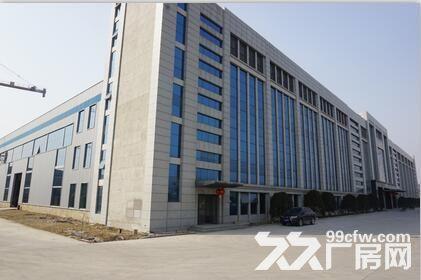 经济技术开发区朝阳路新建万余平米厂房办公楼出租-图(1)