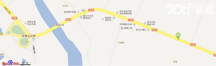 G316国道旁400㎡厂房直租-图(1)