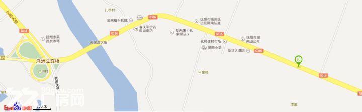 湖南乡厂房一二层400㎡直租-图(1)