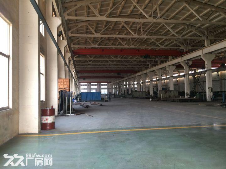 胡埭南区独门独院6000平米漂亮厂房低价出租-图(1)