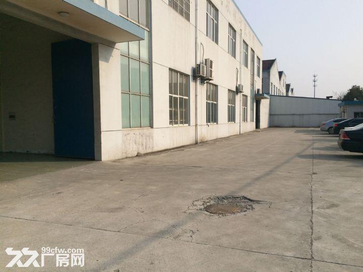 胡埭南区独门独院6000平米漂亮厂房低价出租-图(4)