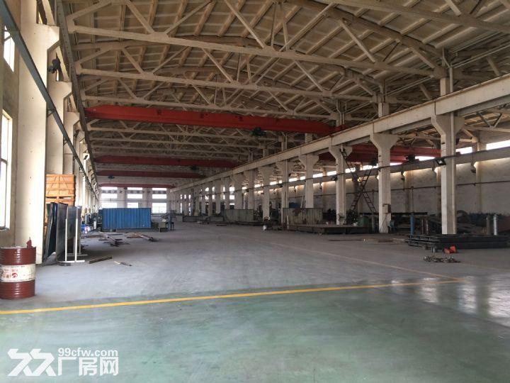 胡埭南区独门独院6000平米漂亮厂房低价出租-图(6)
