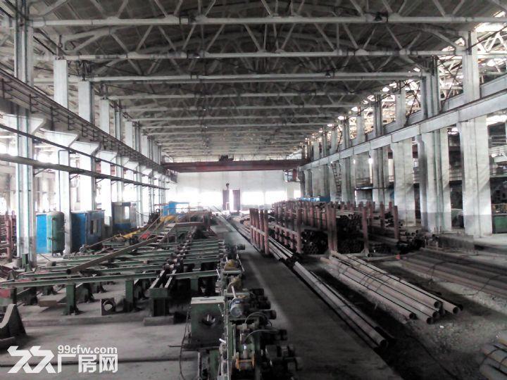 胡埭陆藕路独门独院22000平重型机械厂房出租-图(1)
