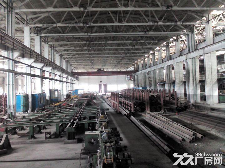 胡埭陆藕路独门独院22000平重型机械厂房出租-图(2)