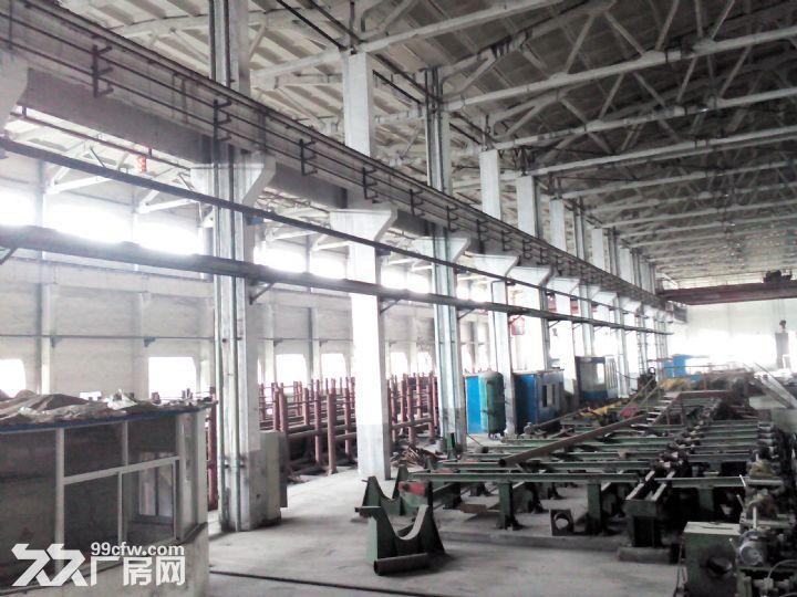 胡埭陆藕路独门独院22000平重型机械厂房出租-图(3)