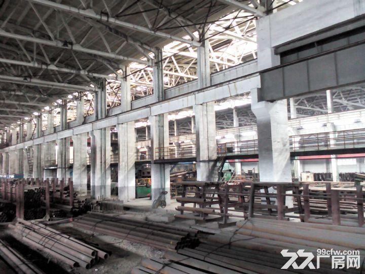 胡埭陆藕路独门独院22000平重型机械厂房出租-图(4)