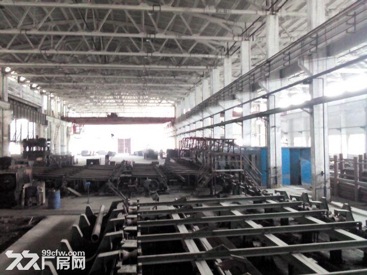 胡埭陆藕路独门独院22000平重型机械厂房出租-图(5)