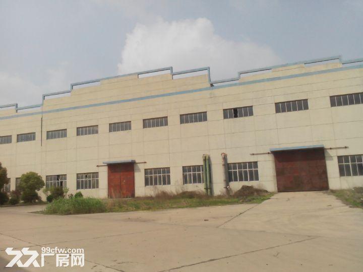 胡埭陆藕路独门独院22000平重型机械厂房出租-图(6)