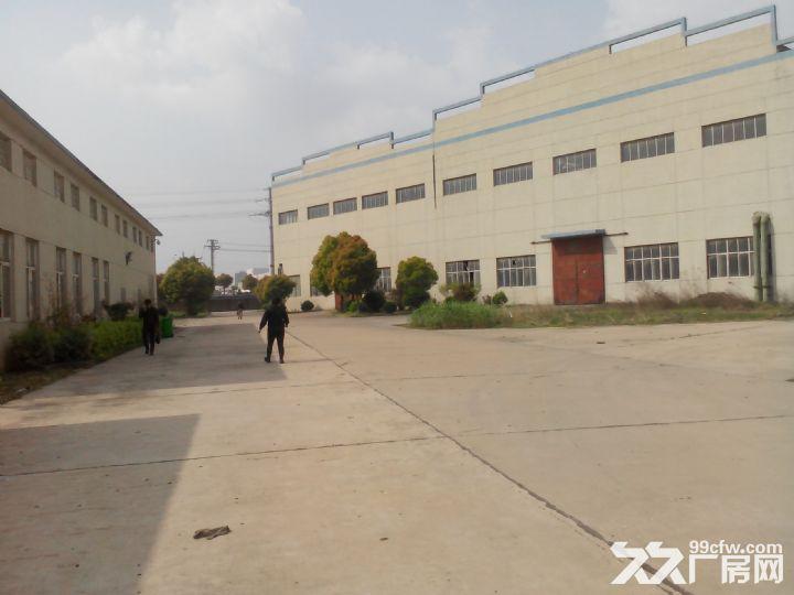 胡埭陆藕路独门独院22000平重型机械厂房出租-图(7)