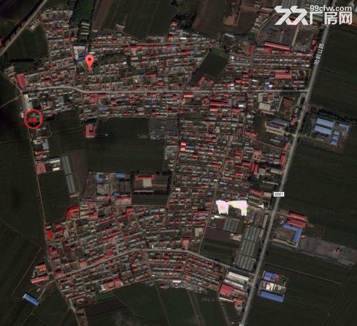 急售王岗附近三姓村民房带个大院子3000米左右-图(2)