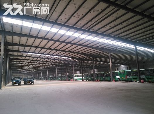 厂区约合4万㎡厂房出租-图(1)