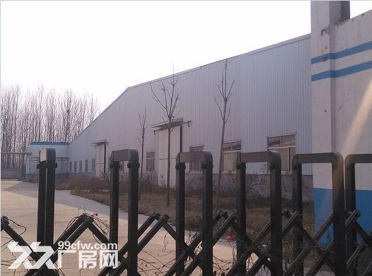 厂区约合4万㎡厂房出租-图(4)