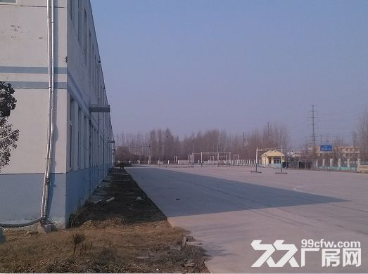 厂区约合4万㎡厂房出租-图(7)