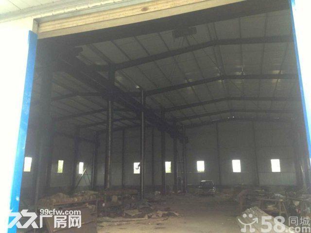 汨罗市弼时镇(107国道1568公里处)有专变的钢构厂房出租-图(2)