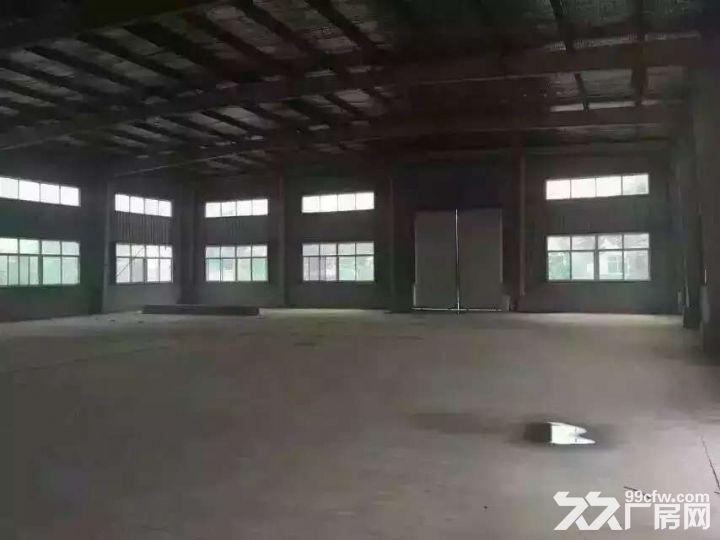 出租1200㎡钢结构厂房-图(2)