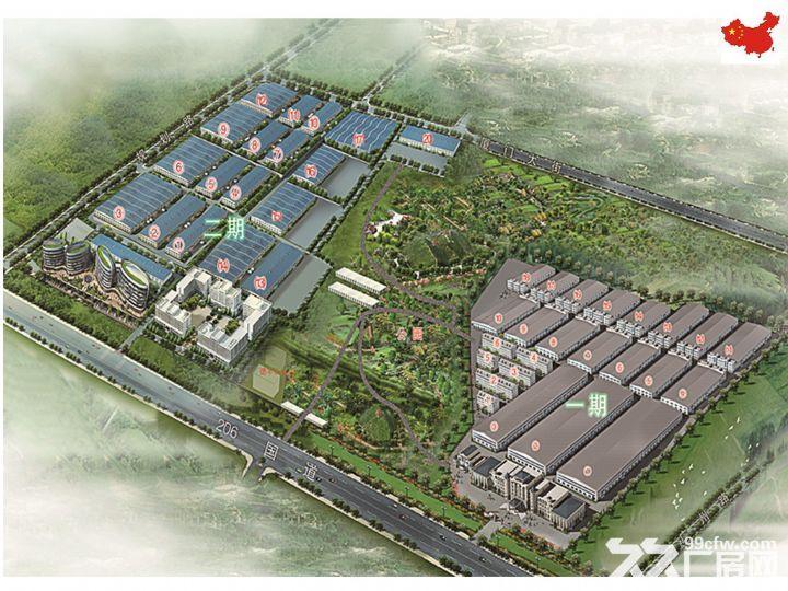 烟台开发区东方工业园独栋1万平米厂房出租-图(6)
