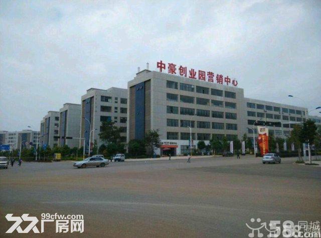 国际化标准厂房仓库出租出售-图(2)
