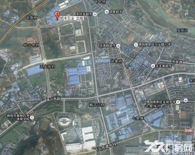 高新区永兴附近厂房出租3500平方高8米-图(2)