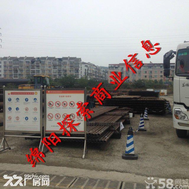 (出租)游仙综合市场对面高8米厂3千院坝硬化地面6千-图(2)