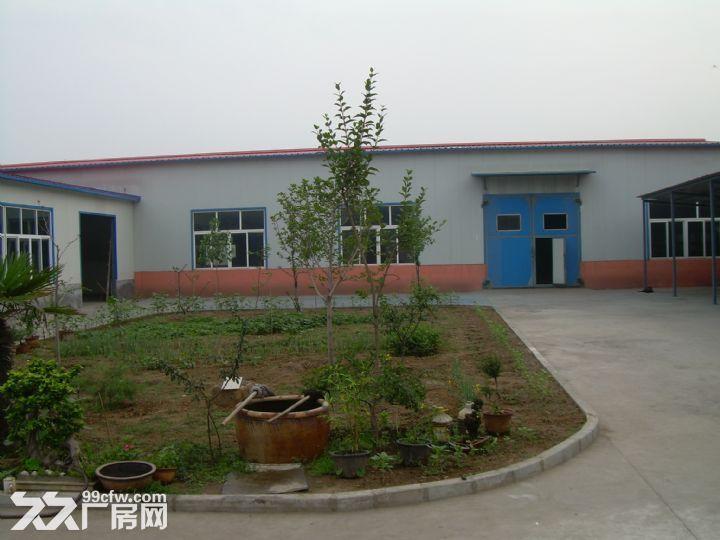 淄博市博山区窑广工业园厂房对外招商或出租-图(3)