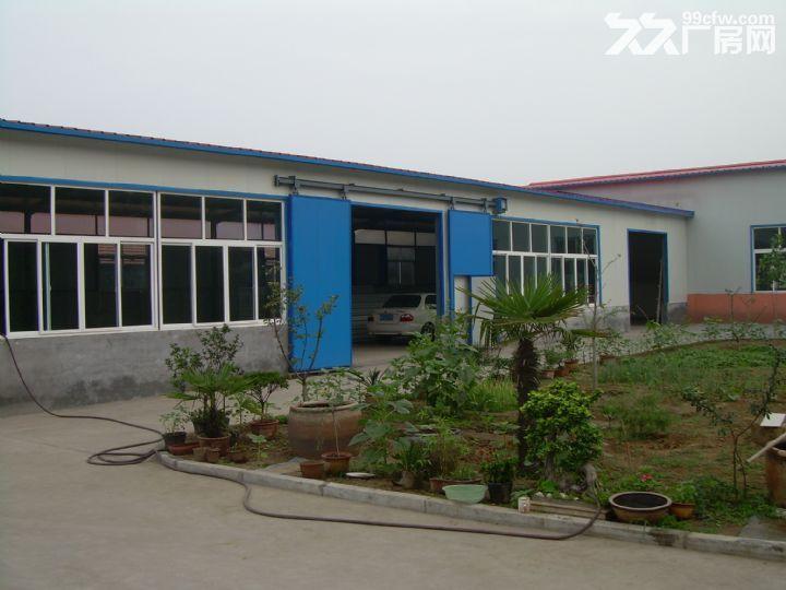 淄博市博山区窑广工业园厂房对外招商或出租-图(4)