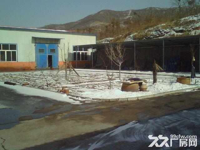 淄博市博山区窑广工业园厂房对外招商或出租-图(5)