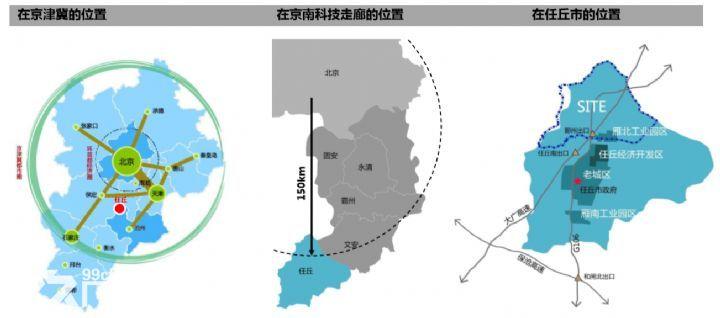 【企业自建】白洋淀30−200亩工业用地火爆招商中-图(1)