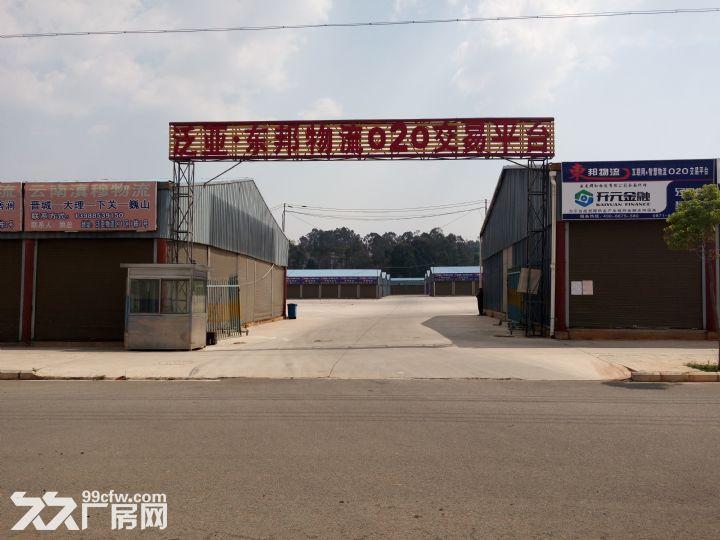 大量厂房仓库招租,可做中小型加工厂-图(1)