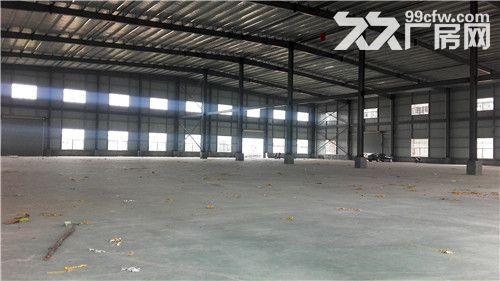 独院全新钢构厂房5200平米出租-图(1)