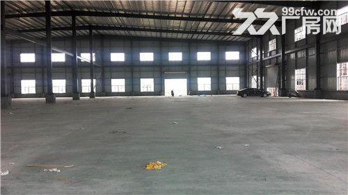 独院全新钢构厂房5200平米出租-图(2)