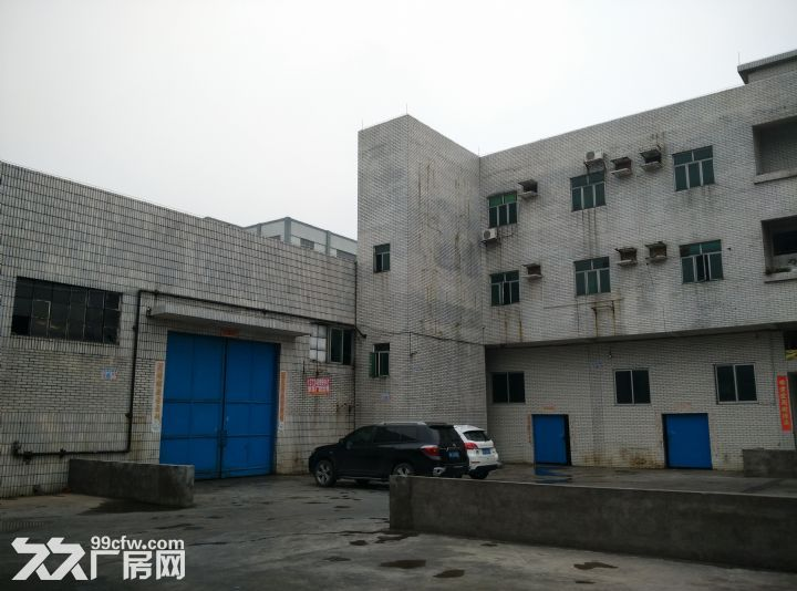 独立管理,番禺石基2000平方简易厂-图(2)
