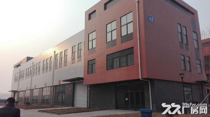青岛西——新型工业社区火爆招商(现房)-图(1)