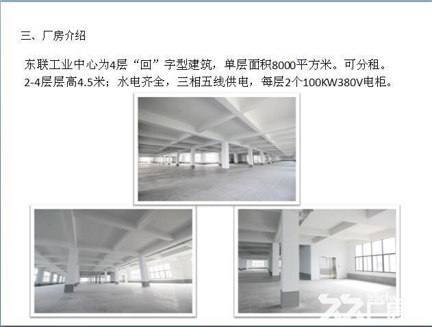东联工业中心厂房出租-图(4)